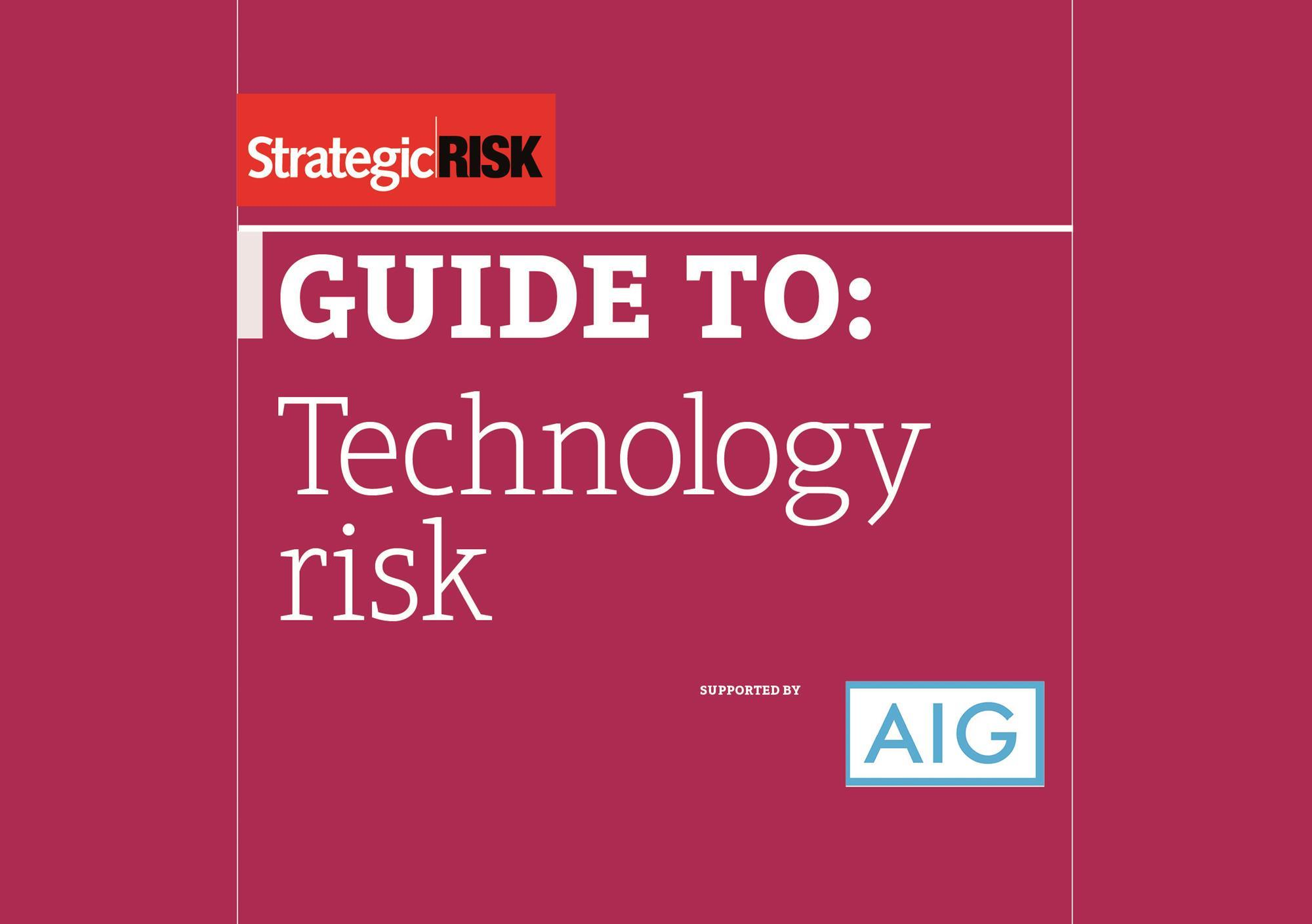 technological risk Technology risk management the modern business world marches to the beat of technology's drum, and has done so for many years as the internet and email matured in the 1990s, companies began to adapt and take up the technology.